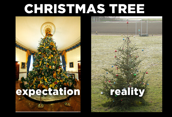 christmas expectations